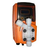 Wide range of dosing pumps with volumetric control, 4-20 mA, Volt, etc
